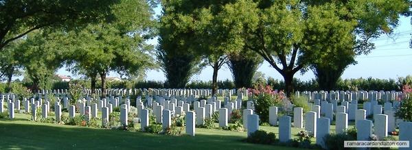 Wm. J. Loveday / Ravenna Cemetery, Italy
