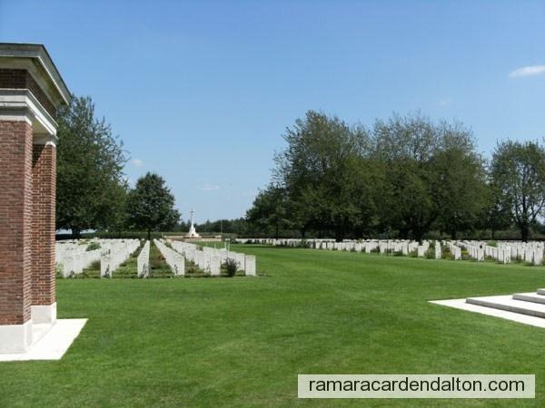 Pte. R. J. GAGNON, K.I.A./ Groesbeek War Cemetery, Netherlands