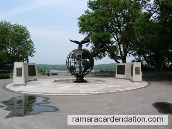 Flying Officer, John William Newman- Ottawa Memorial, Ottawa, Ontario