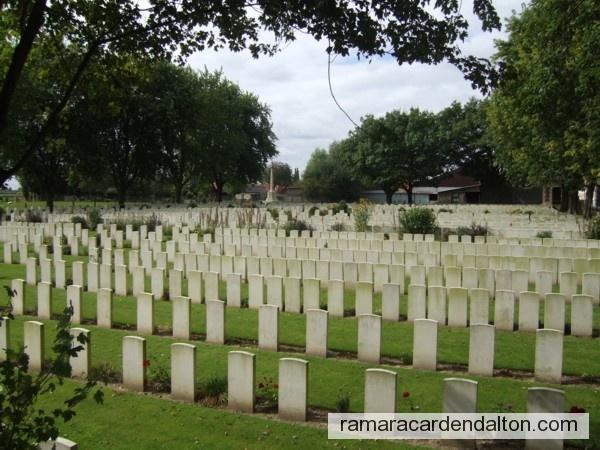 E. GORING--Vlamertinghe New Military Cemetery, Ieper, Belgium