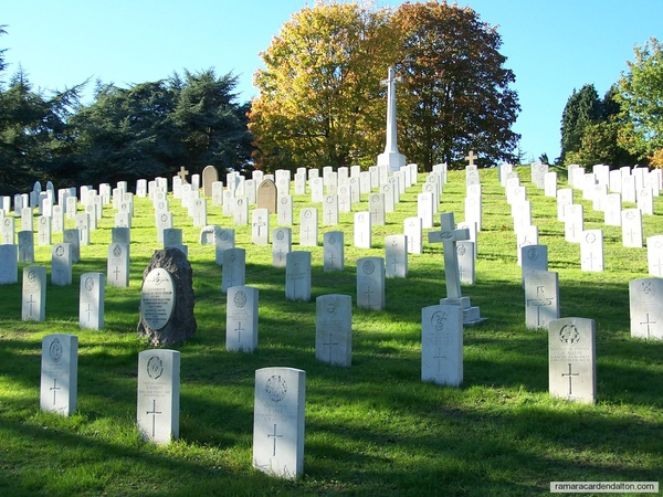 David McKENZIE /Aldershot Military Cemetery, Hampshire, England