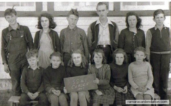 Carden #1 1947