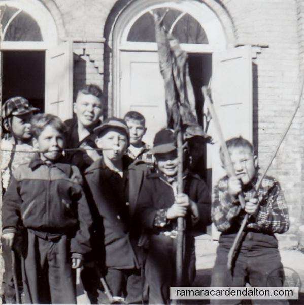 Brechin Boys 1954  --clic
