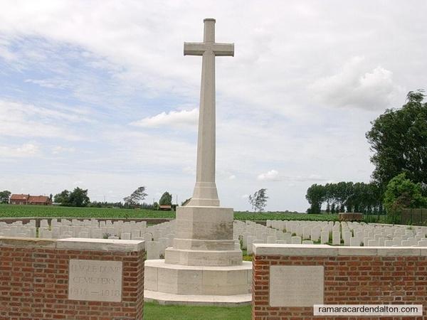 George ROGERS M.M. /Hagle Dump Cemetery, Ieper, Belgium