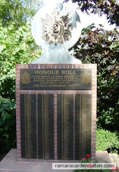Rifleman Ambrose P. DOHERTY, Beny-sur-Mer Canadian War Cemetery.