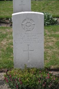 Sgt. Ross M. Agnew,  K.I.A., Sage War Cemetery, Germany
