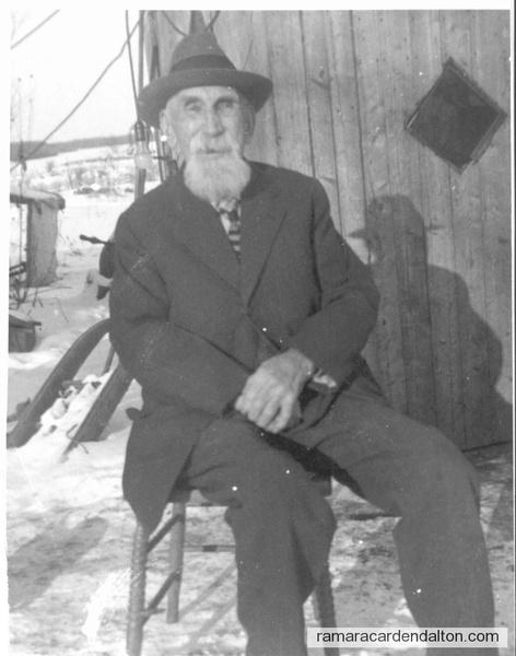 James Mahoney (1858-1942) circa 1940