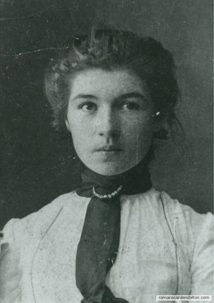 Susan Mahoney-circa 1910