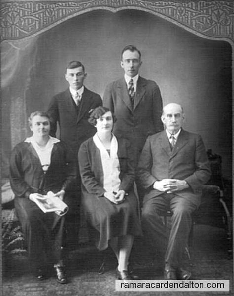 Speiran Family--1925