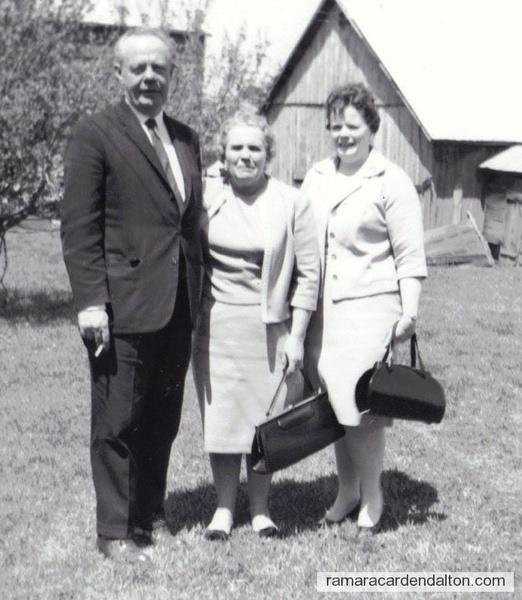 Mary McCauley, (1911-2000)
