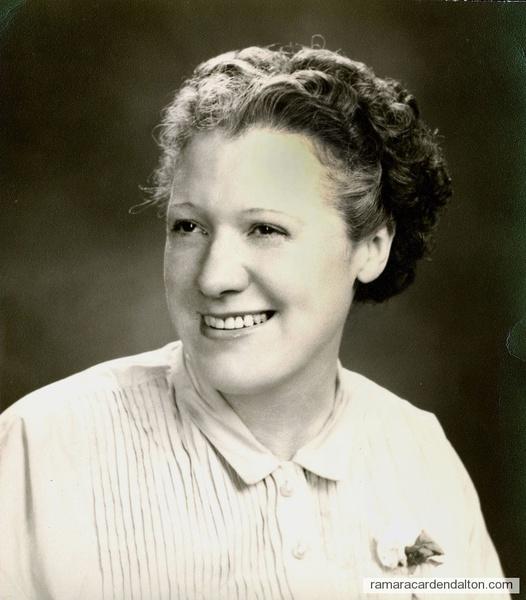 Kathryn Adelaide Gravelle, (1907-1965)