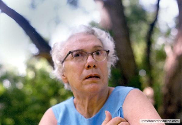 Teresa Zephrena 'RENA' Gravelle, (1909-1991)