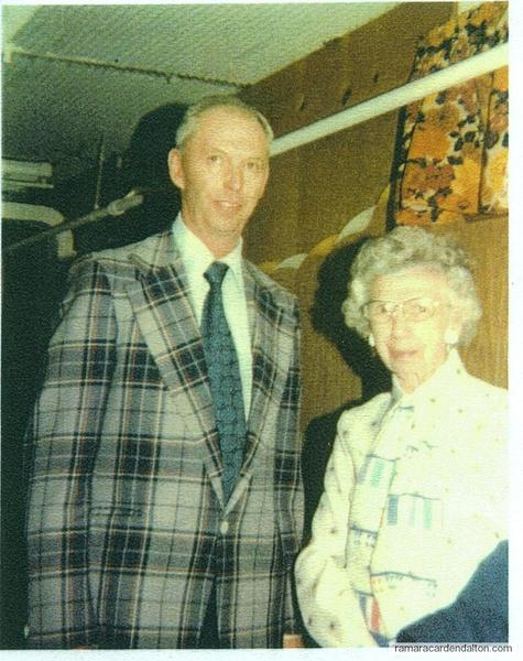 Martin Francis & Margaret (Clarke) McDonnell
