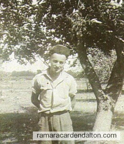 Daniel Patrick McDONNELL, circa 1944
