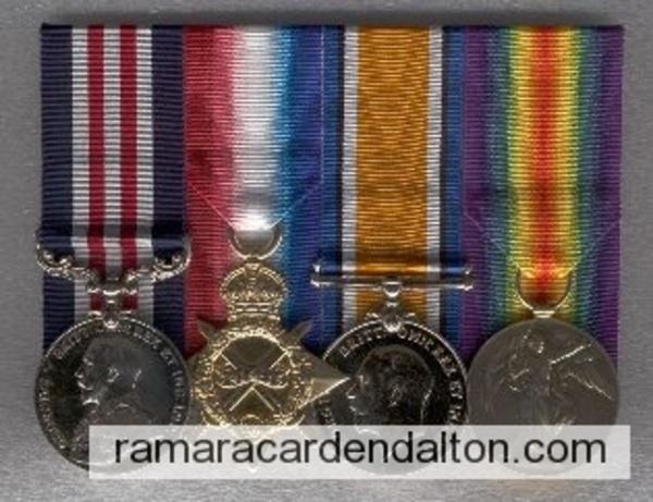 WW I Medals