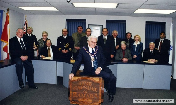 Council and Staff