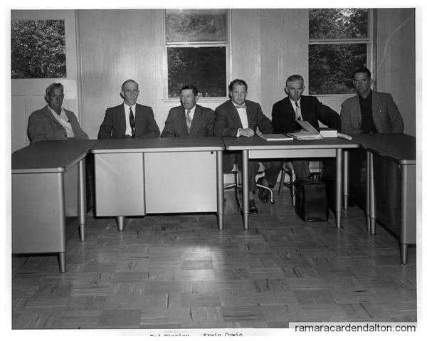 1956 Council