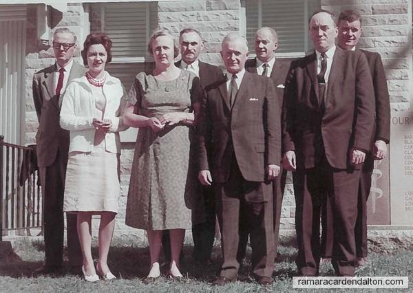 1963-64 Council