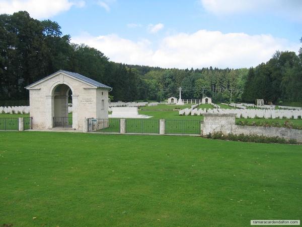 Kenneth Ross Joslin- Durnbach War Cemetery, Germany