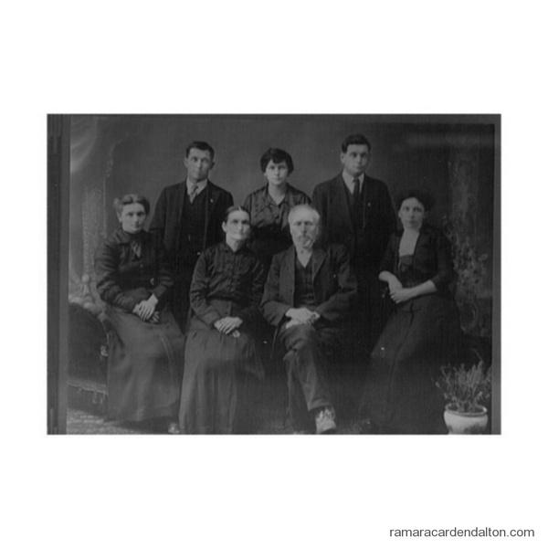 Acton Family
