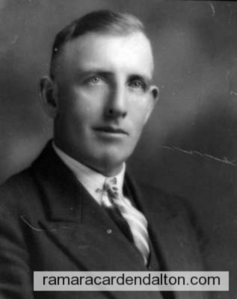 James Milton Read, circa 1930