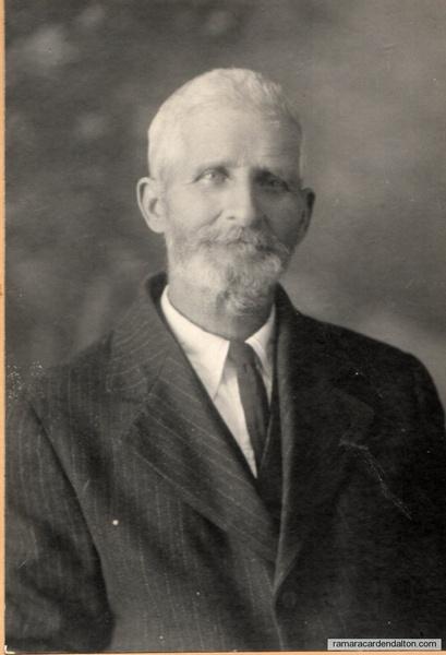 Alfred Keeler --1847-1932