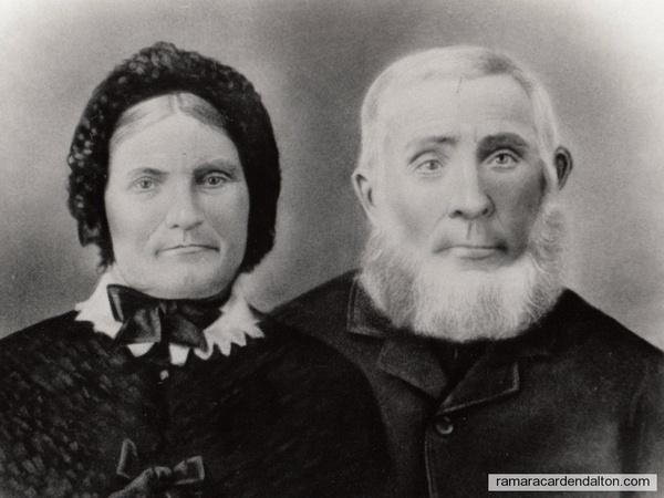Archibald and Christina MacKinnon