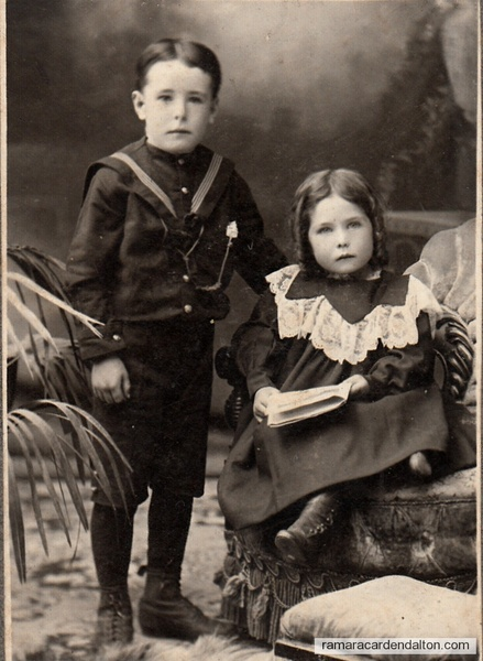 Martin Harold & Nora Winnifred Moffatt