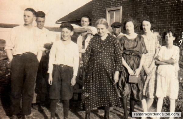Lambe Family
