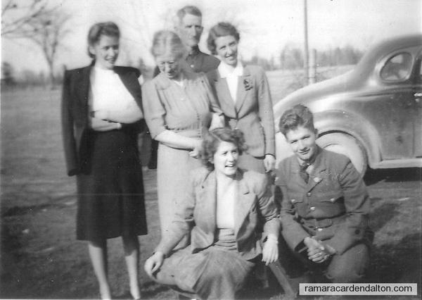 Peter McQuaig Family