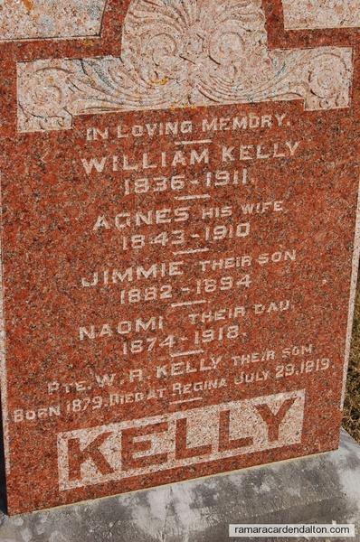 Pte. William Robert KELLY
