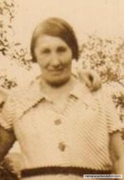 Anne Elizabeth English (nee Hopkins) 1940's