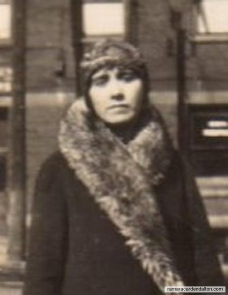 Muriel M Madigan(nee English