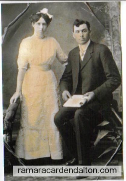 William Crosby &;Margaret (Clarke) Crosby