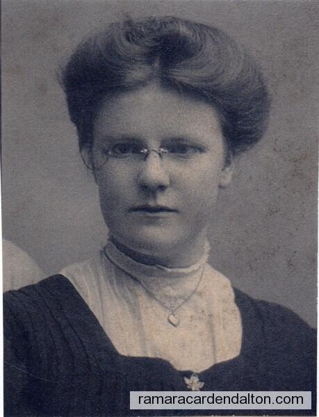 Ann Smith MORTON 1887-1974
