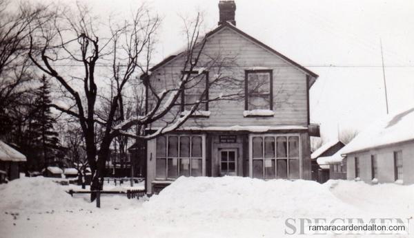 Brechin Post Office