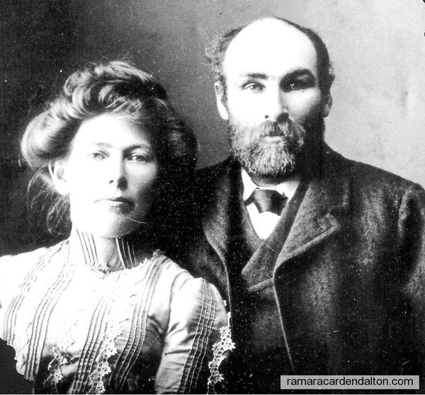 Daniel William Harrington & Mary Catherine Murphy[