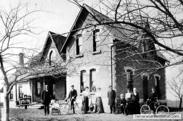 Original Smith-Lee Home
