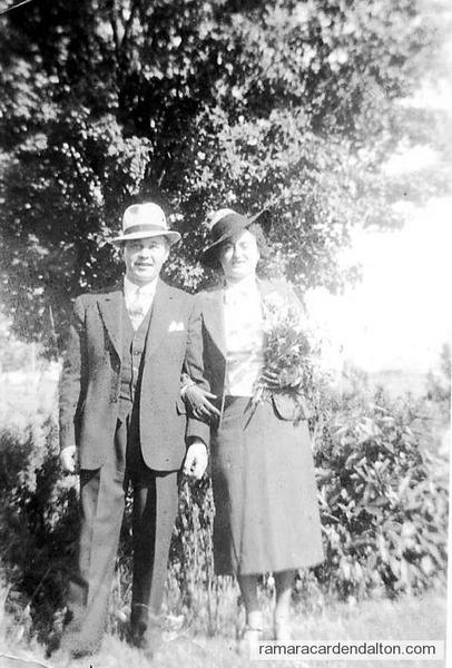 Dick & Mary Butler