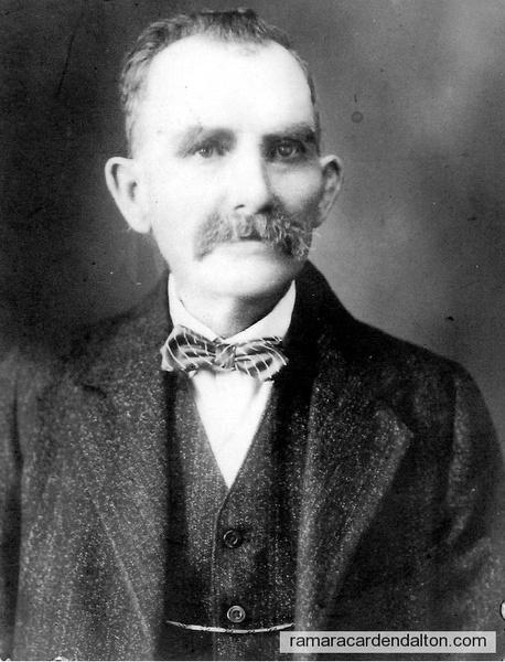Patrick Clarke, circa 1925