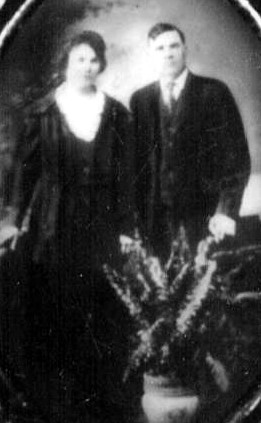 Irene Clarke & Albert Fountain