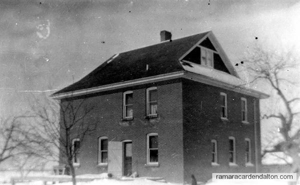 Alex Martin's house