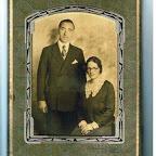 Kaj Neil & Edna Thorkelin-Eriksen  circa1931