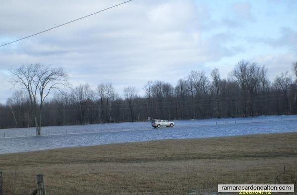 Flood On Black River