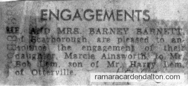 Barnett-Ainsworth