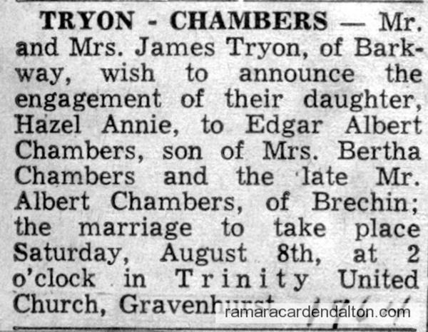 Tryon-Chambers