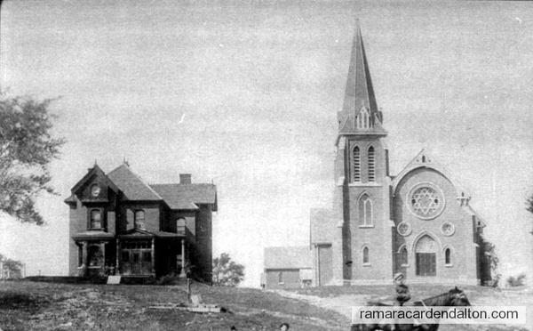 St. Columbkille's Roman Catholic Church