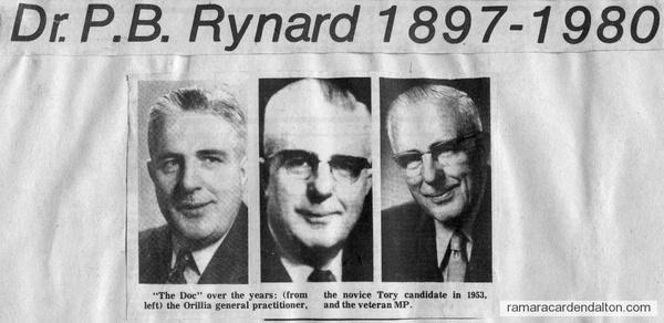 Dr. P. Rynard-page 1