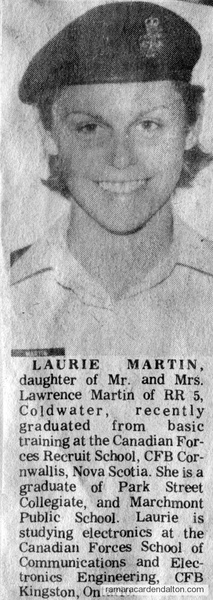 Laurie Martin-1980
