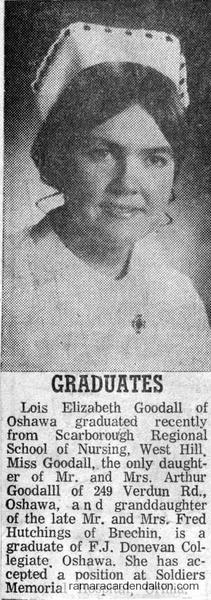 Lois Elizabeth Goodall-1972